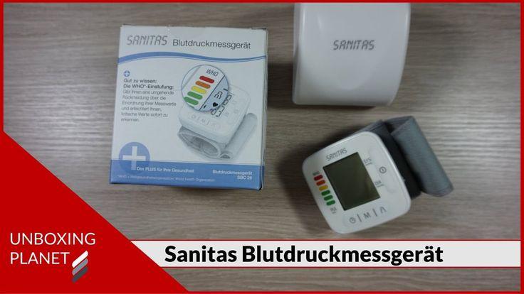 Unboxing Video über ein Blutdruckmessgerät von Sanitas #unboxing #video #blutdruckmessgerät #sanitas