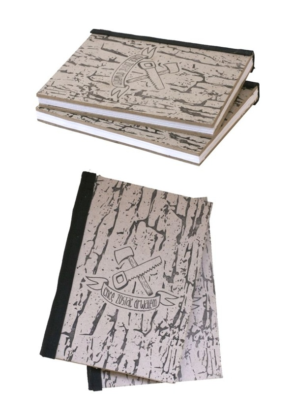 I want to be a lumberjack sketchbook