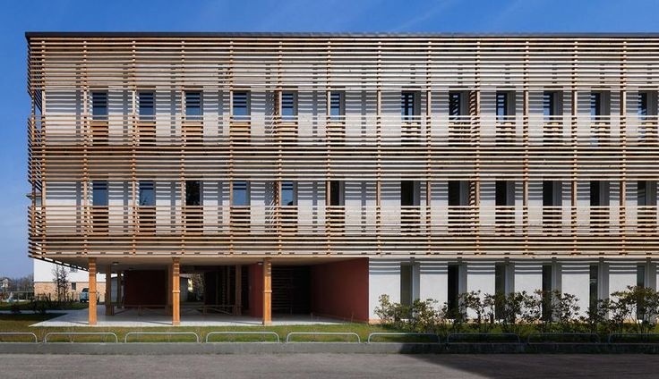 Social Housing, Motta di Livenza, Treviso (IT), 2006–10