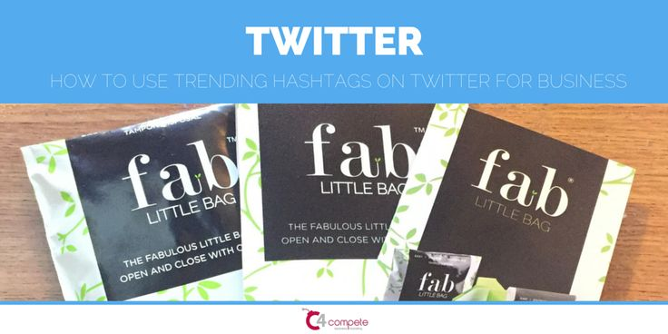 How To Use Trending Hashtags On Twitter For Business