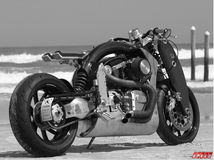 Confederate Wraith  I would die a happy man pullin up to the beach on this thing