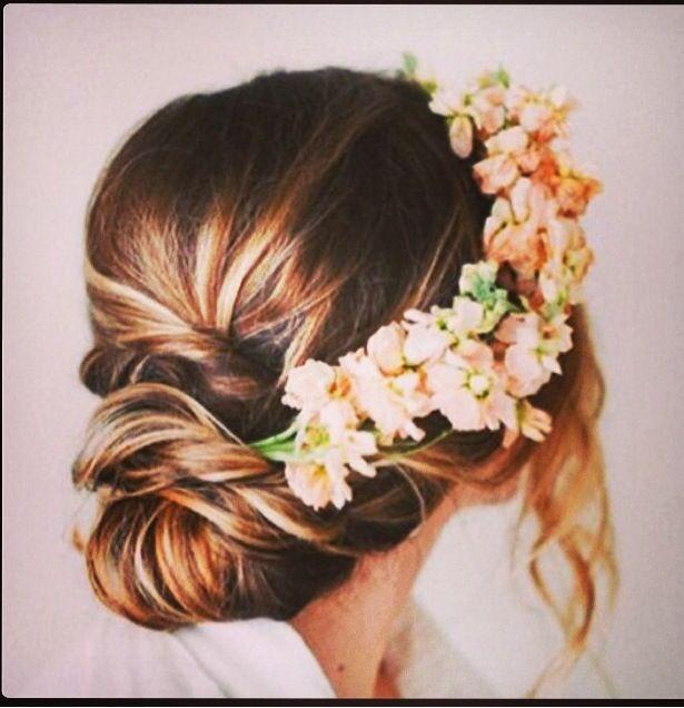 Fleur de hair