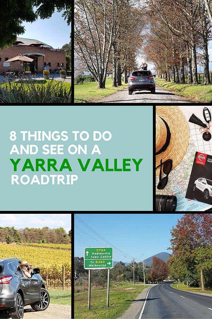 8 things to do and see on a Yarra Valley Roadtrip