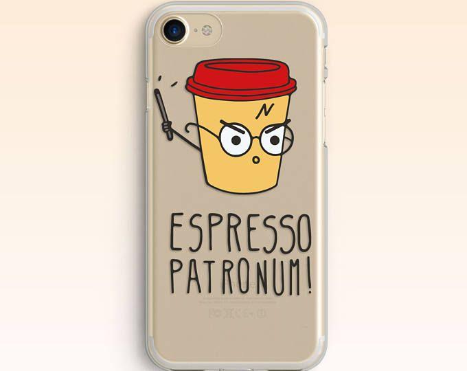 Harry Potter 7 Case iPhone 5s Case iPhone 6 Cover iPhone 6s Plus duidelijke Zweinstein iPhonegeval voor Samsung S8 Plus-case voor Galaxy S8, S6 026