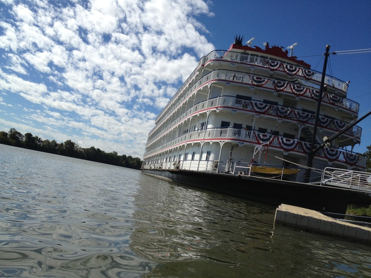 The Brand New Queen Of The Mississippi Is Making Its