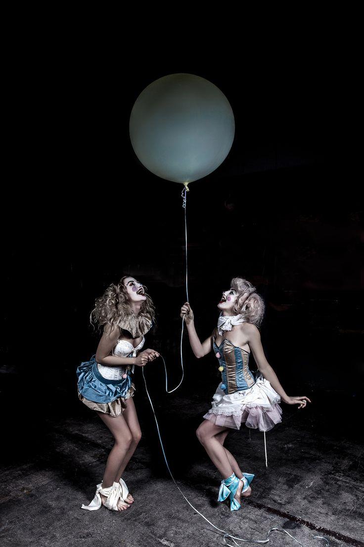 The White Rabbit | Make-up Artist – Book 3 – A Very Vintage Circus – Clowns – Theatre – Theatrical – Fantasy – Dream – Make-up – Photo-shoot – Hair – Make-up Artist – MUA – Rebecca Rose Robinson – Gemma Louise Williams – www.gemmalouisewilliams.co.uk –
