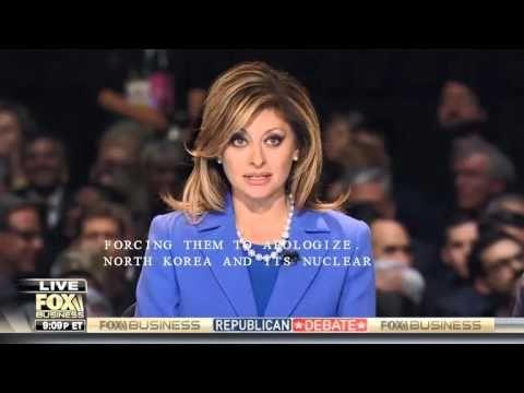 (1/14/2016) 2016 Republican Presidential Debate (FULL VIDEO)