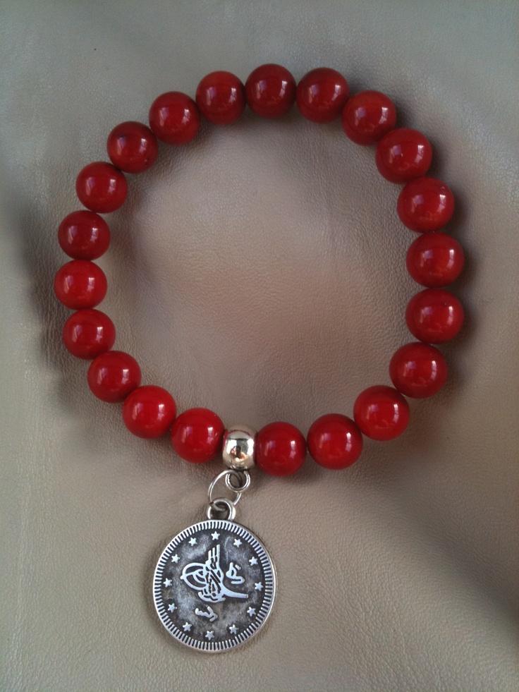 Red Coral Ottman Tura