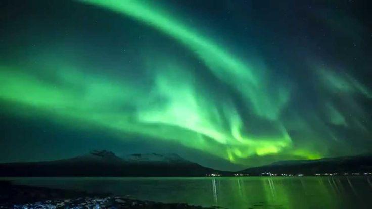 Aurora borealis 22. november 2014
