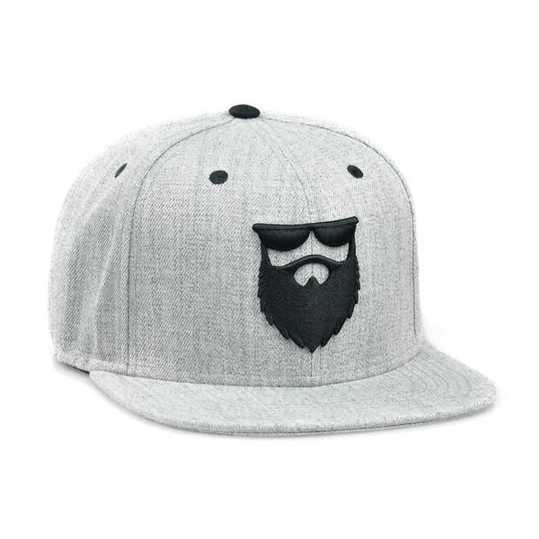 OG Beard Logo Snapback (Brad wants this)