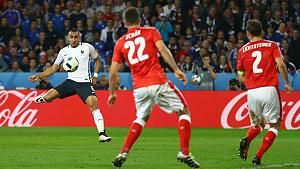 0:0 in EM-Gruppe A: Schweiz feiert Achtelfinal-Einzug nach mutigem Auftritt gegen Frankreich