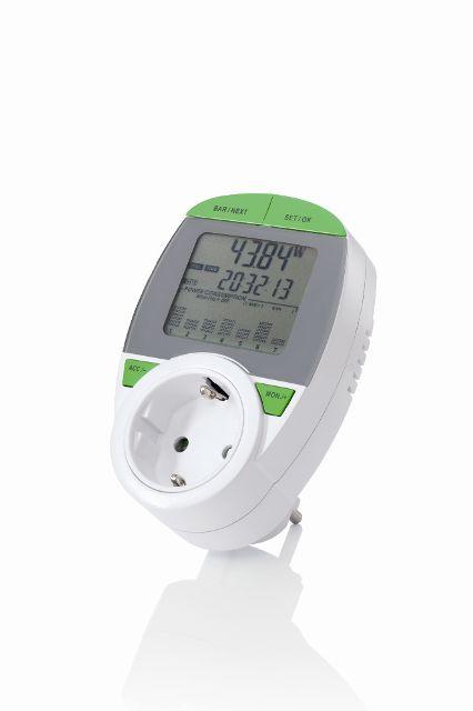 Tchibo Enerji Tüketimi Ölçüm Cihazı __18.95 TL