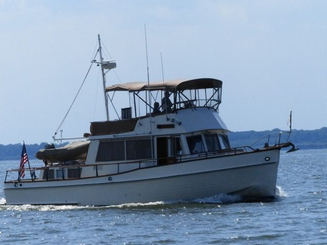 Grand Banks 42 for sale