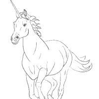 Thumbnail Image For Unicorn Button CraftsUnicornsColoringUnicorn