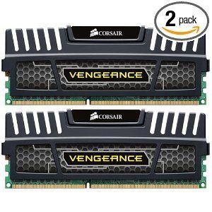 Special DIscount Corsair Vengeance 16GB (2x8GB) DDR3 1600 MHz (PC3 12800) Desktop Memory (CMZ16GX3M2A1600C10)