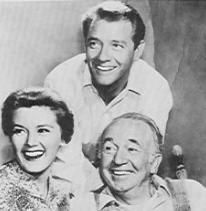 """""""The Real McCoys""""...loved Grandpa (Walter Brennan) -- oh so great...so funny! Such disaster that the television industry moved away from this kind of comedy. Today we're left with tv violence; what waste."""
