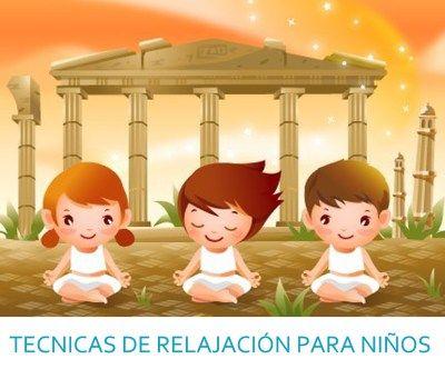 TÉCNICAS de relajación para niños incluye video con música relajante