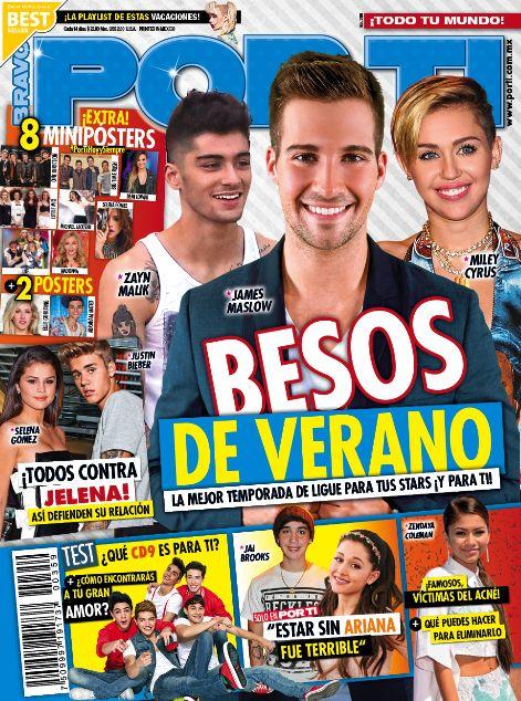 Chismes de famosos, noticias del espectaculo | Por Ti - Online teen gossip mag.