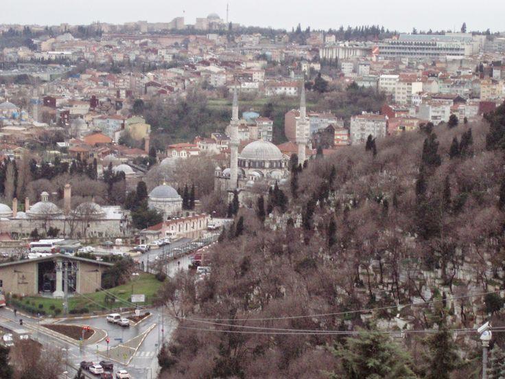 Turecko ...Turkey ....   Türkiye : Istanbulun camileri ....   Mosques of  Istanbul .....