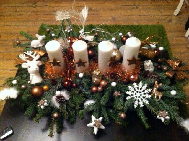 1000 bilder zu weihnachtsgestecke auf pinterest. Black Bedroom Furniture Sets. Home Design Ideas