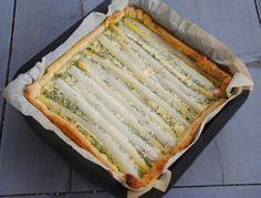 De lekkerste aspergetaart! gezinsleven.com