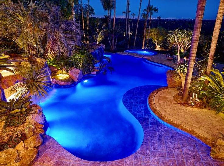 1358 best Luxury Dream Pools images on Pinterest