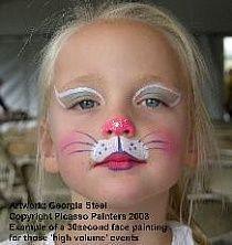malowanie twarzy wzory - Szukaj w Google