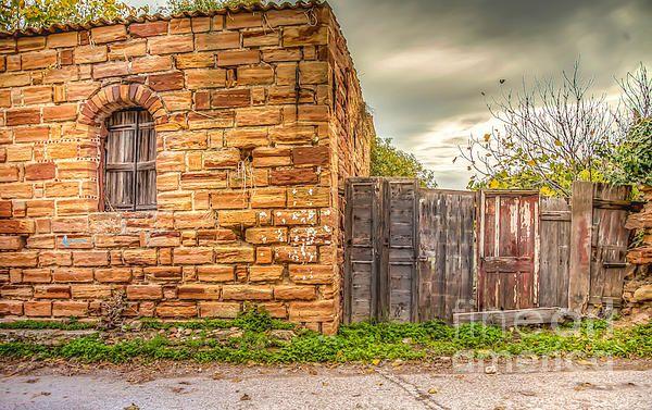 Abandoned Photograph - Nostalgia by Eleni Mac Synodinos