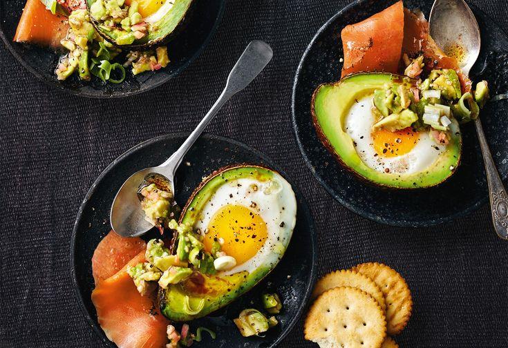 die besten 25 avocado mit ei ideen auf pinterest avocado ei rezepte avocado ei und avocado. Black Bedroom Furniture Sets. Home Design Ideas