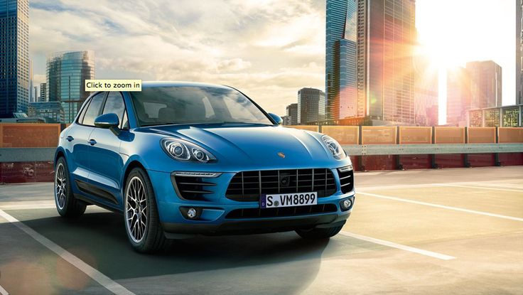 We love the new SUV Macan from Porsche now available at Porsche Lauzon.