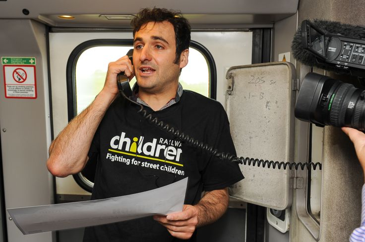 #ECTrainFunnies with Patrick Monahan