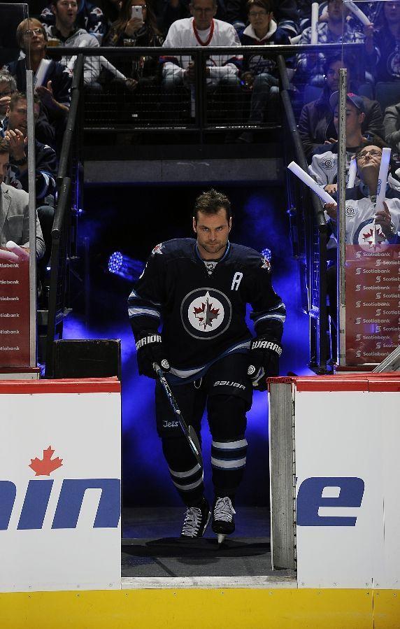 Mark Stuart, Winnipeg Jets