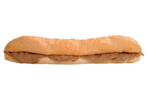 ¡El #pepito definitivo!... Así podríamos llamar al bocadillo Don Pepito de #Brutus, un delicioso pepito de ternera tamaño y sabor XXL.