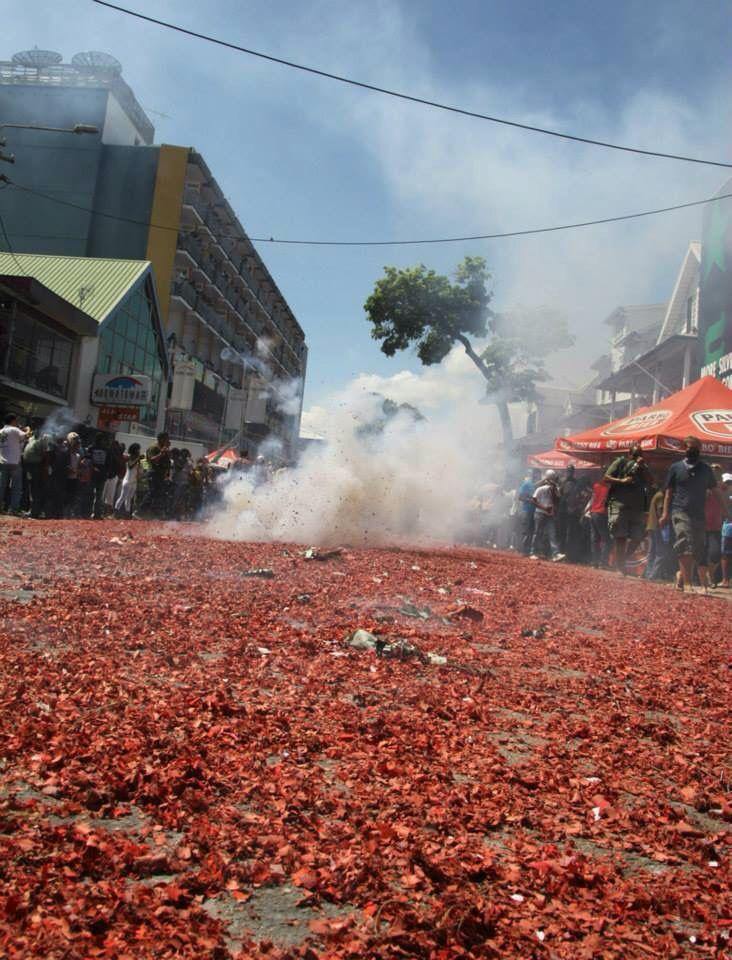 Oudjaar in Paramaribo
