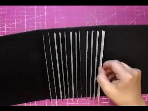 Quick tip video...adding hinges to your mini album!