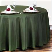 "Willow 120"" Round Tablecloth"