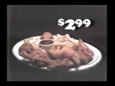 "Captain D's Commercial May 3 1980 Here's where I make a few bold claims I can't verify:  -This is the only video on YouTube with the Captain D's slogan, ""a great little seafood place,"" sung as a jingle. -If I could only have one video on my channel, it would be this. -Ron Kuhlman is the actor here.  For a great little Twitter space, or to correct me on my Ron Kuhlman sightings, visit twitter.com/SpFrizzell."