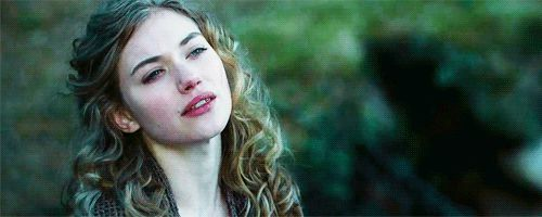 GIF HUNTERRESS — IMOGEN POOTS GIF HUNT (70) Please like/reblog if...