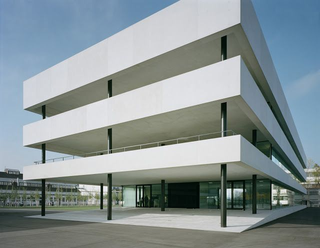 Christ & Gantenbein > Roche, Grenzach, Germany | HIC Arquitectura