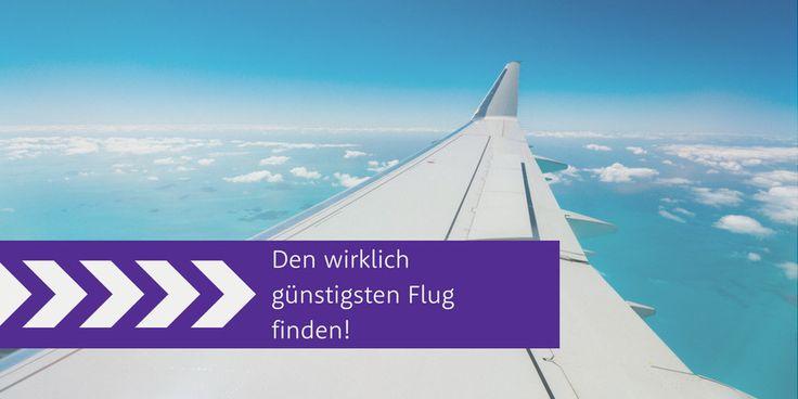 Wie finde ich den günstigsten Flug? Wann fliegt man am billigsten? Der Holiday Extras Reiseblog verrät Tipps & Tricks bei der Flugsuche. www.sta.cr/2Sbq1