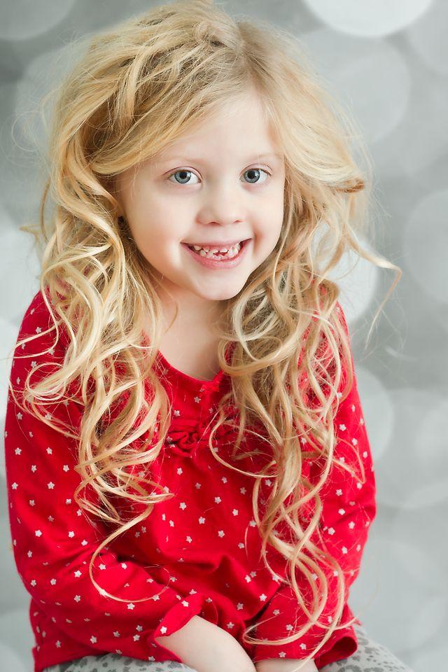 curls hair best hair ever 6 year old hair girl smile long