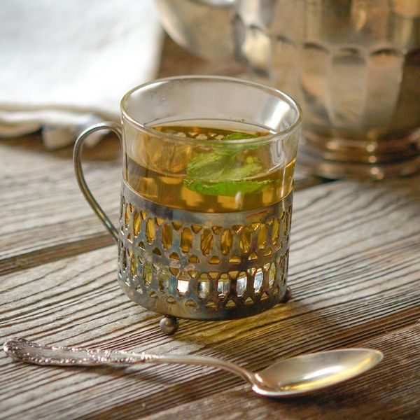 Lavender Mint Tea | $21.50. This infusion is made with sweet mint grown in Greece blended with French lavender. Available at: manykitchens.com