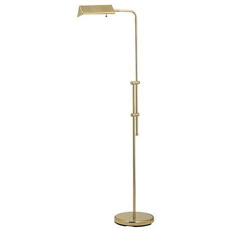 1000 ideas about floor lamps on pinterest lamps table Possini euro design deco style walnut column floor lamp