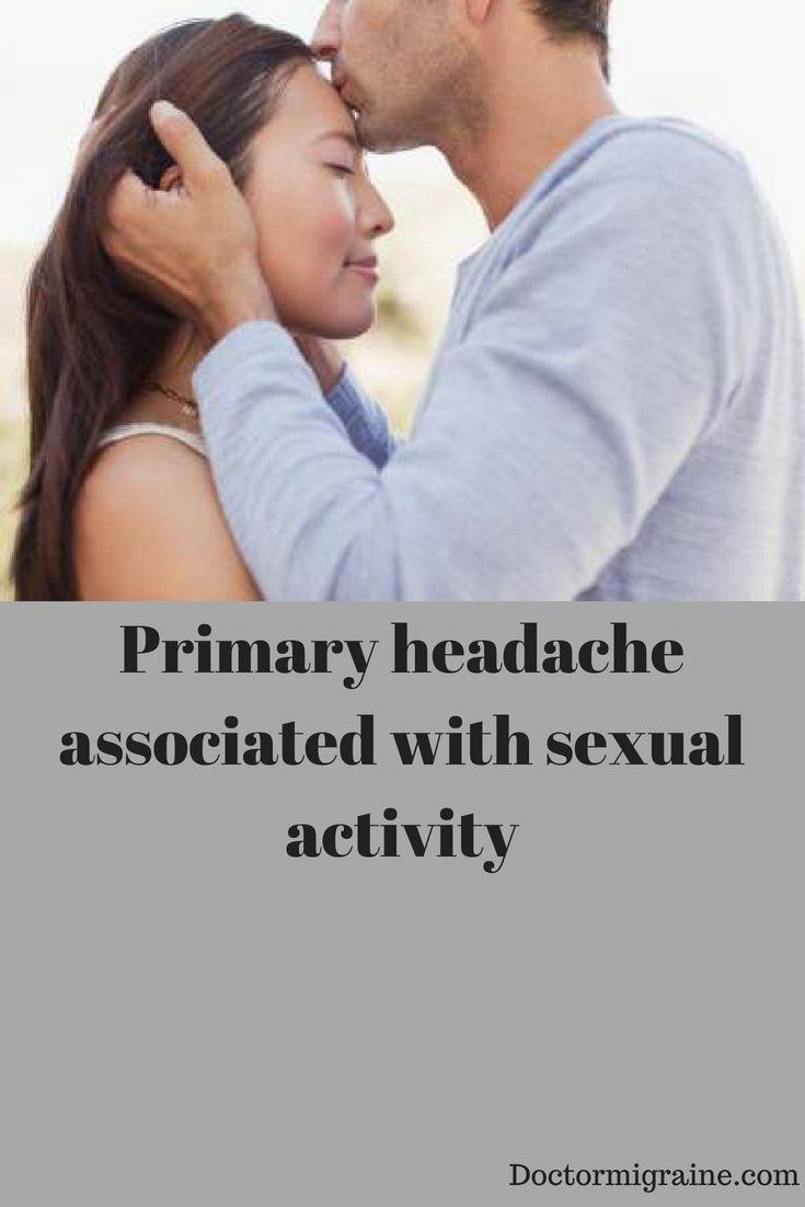Sexual tension headache
