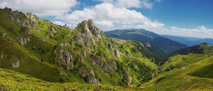Ciucas Mountains near Cheia- Romania https://www.facebook.com/branding.prahova