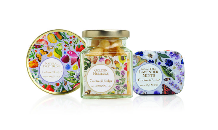 crabtree and evelyn cookie tins - Google Search
