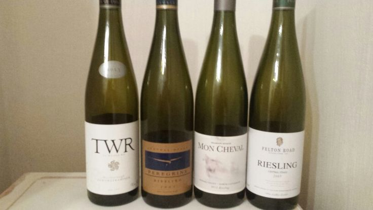 Riesling and Gewurztraminer, Iconic