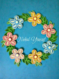 Nehal Quilling: April 2012