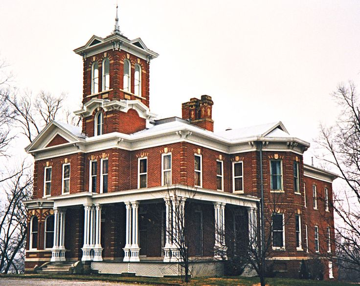 17 best images about italianate house ideas on pinterest for Italianate homes for sale