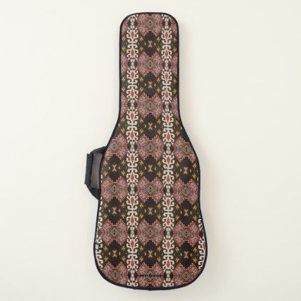 HAMbWG - Guitar Cases - Bohemian Tribal Look - diy cyo customize create your own personalize